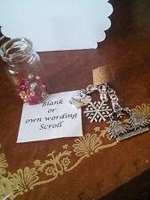 Message In A Bottle Teachers gift Merry Christmas No 1 Teacher 2017 charm