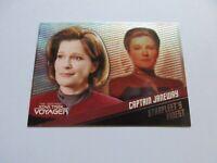 2017 Starfleets Captains Chase Card C16 C Garrett Star Trek 50th Anniversary
