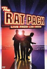 Rat Pack - Live from Las Vegas (DVD, 2005)