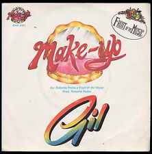 GIL DISCO 45 GIRI MAKE-UP B/W LIES - FRUIT OF THE MUSIC