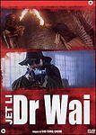 Dvd **DR. WAI** con Jet Li nuovo 1996