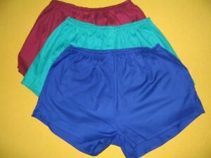 3 Stk.DDR Turnhose Sprinter kurze Hose Sporthose Trainingshose Shorts