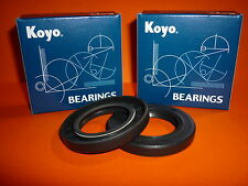 KAWASAKI ZR750 Z750 07 - 10 KOYO FRONT WHEEL BEARINGS WITH SEAL KIT