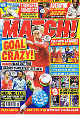 May Match Magazines