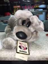 DAISY Plush Dog From Blondie By Presents 1985 With Tags Rare
