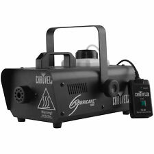 Chauvet Hurricane 1000 Compact Fog Machine with Remote 10,000 CFM
