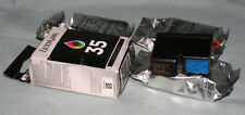 New Genuine Lexmark #35 Lot of 4 Color Ink Cartridges 18C0035/18C0650 P315