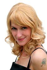 Damenperücke Wig blond schulterlang gewellt schulterlang 40 cm 6370-611B