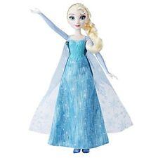 Frozen Muñeca Elsa Transformacion Real Hasbro B9203EU4