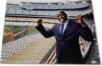 Magic Johnson Signed Autographed 16x20 Photograph 2.1 Billion Dollars PSA/DNA