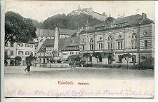 Feldpostkarte Echtfotos aus Bayern