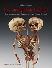 Das Vorzüglichste Cabinett - Die Meckelschen Sammlungen Zu Halle (Saale): Geschi