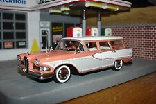 Minichamps 1958 Edsel Bermuda Station Wagon, 1/43 New In Box, **Last One**