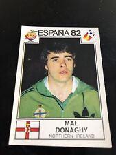 Panini Espana 82 - Donaghy