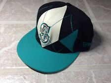 New Era 59Fifty Seattle Mariners Argyle fitted hat 7 1/2