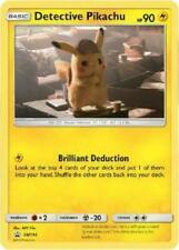 Detective Pikachu - SM194 - Promo NM Promo Pokemon Sun & Moon Promos | 1 card