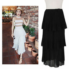 Unbranded Regular Size Tiered Skirts for Women