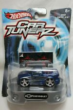 Hot Wheels 1:50 Scale 2003 Hot Tunerz Series 2002 CHEVROLET S10 (BLUE FLAMES)