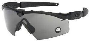 Oakley SI Ballistic M Frame 2.0 Strike Sunglasses OO9213-03 Black | Grey Z87