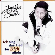 Jantje Smit Ich sing das Lied für dich allein (1997) [CD]