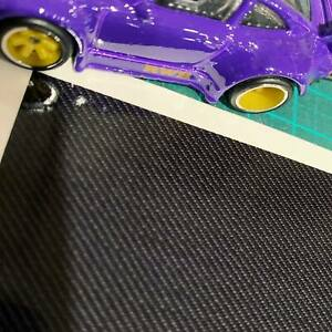Carbon Fiber Decals | Waterslide Decals in all popular scales from 1/64 to 1/18