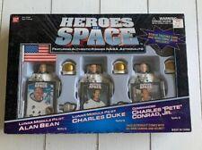 Heroes of Space NASA Figures 1999 BAN DAI