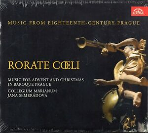 Rorate Coeli - Music for Advent & Christmas in Baroque Prague