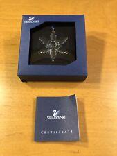 SWAROVSKI 2006 Christmas Star Snowflake Little Small Ornament Annual 843555
