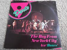 THE BOY FROM NEW YORK CITY BY DARTS