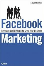 NEW - Facebook Marketing: Leverage Social Media to Grow Your Business