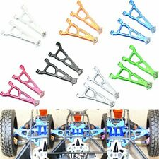 1 Pair Aluminum Alloy Upgrade Front Upper Arm For LOSI 1/10 BAJA REY BR054