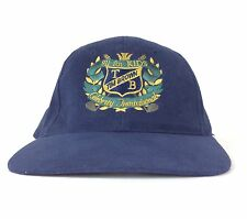 911 For Kids Tim Brown Celebrity Invitational Pacific Bell Logo Baseball Cap Hat