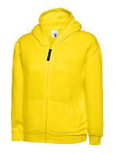 Uneek UC506 Childrens Classic Fully Zipped Hoodie Sweatshirt Unisex Boys & Girls