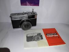 Olympus Trip 35 Camera with Manual - Good Condition