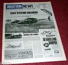 Aviation News Magazine 11.19 Curtiss Helldiver,Italy,HMS Illustrious
