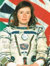 HELEN SHARMAN Signed Photograph Juno Astronaut Space 1st British Female preprint