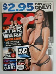 Zoo Weekly ISSUE #433 -  BUY IT NOW - $3 POSTAGE