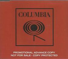 Columbia Promo Pop Music CDs
