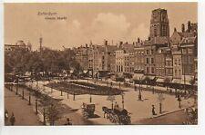 PAYS BAS Nederland Hollande - ROTTERDAM - old postcard - Groote Markt