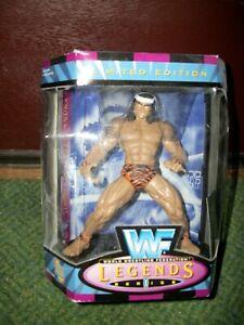 WWF WWE Jakks Jimmy Superfly Snuka Legends Series 1 BCA Figure Mattel Elite 1997