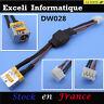 Conector dc jack alambre de cable dw028 portátil Acer Aspire 5230E