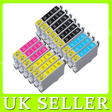 15 Ink Cartridges for Epson D68 D88 DX3800 DX3850 DX4200 DX4250 DX4800 DX4850