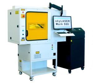 CNC Graviermaschine für Metalle mit Laser mit 3D Software Option