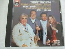 Maurice Andre, Marriner - Stölzel, Telemann, Vivaldi - EMI CD West Germany 1983