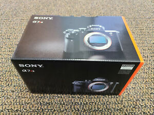 Brand New in Box Sony Alpha a7R II Mirrorless Digital Camera US Model Body Only