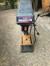 "5 speed 8"" bench top drill press"