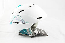 Cébé Skihelm Atmosphere Dlx, White/Turquoise, Größe 58-62 cm, CBH6 *NEU*
