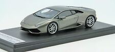 1/43 Looksmart Lamborghini Huracan LP610-4 Grigio Titans Free Shipping/ MR BBR