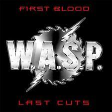 W.A.S.P. First Blood Last Cuts DIGIPAK CD NEW
