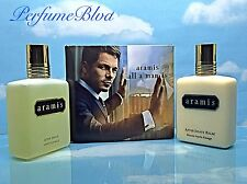 ARAMIS AFTER SHAVE LOTION/AFTER SHAVE BLAM CUMBO FOR MAN 6.7 FL.OZ 200 ML EACH